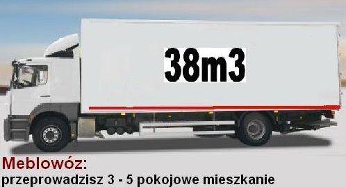 meblowóz